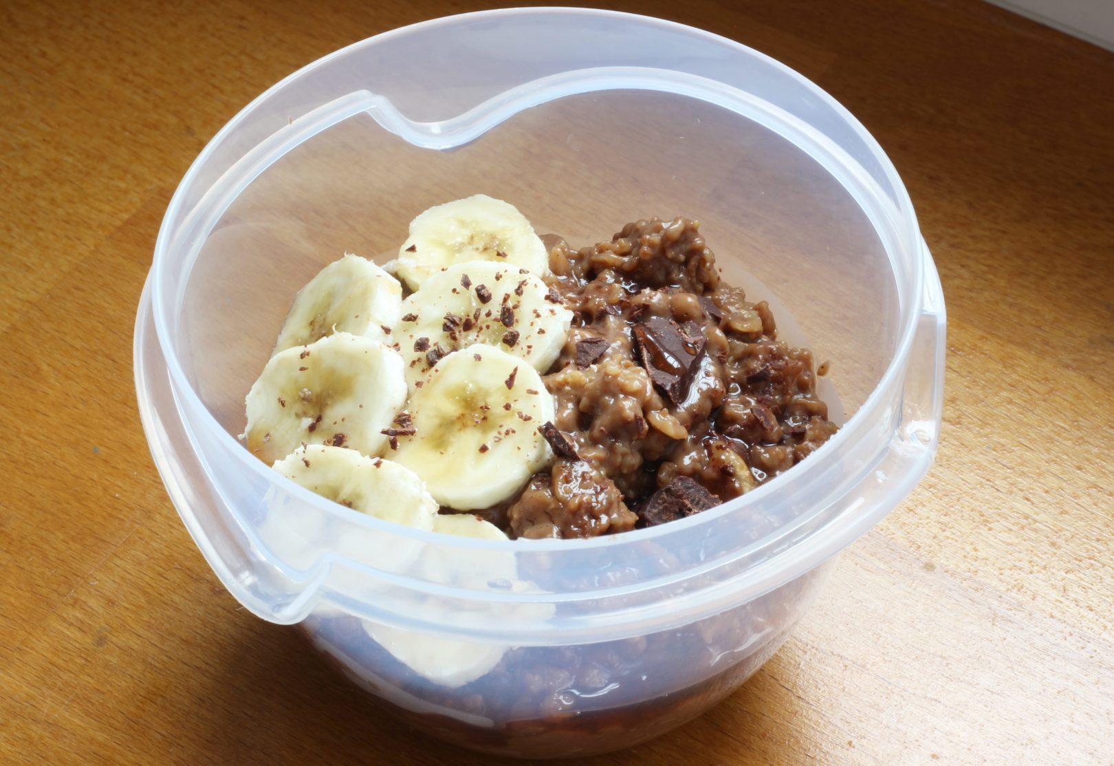 porridge-cacao-banane-beurre-de-cacahuete