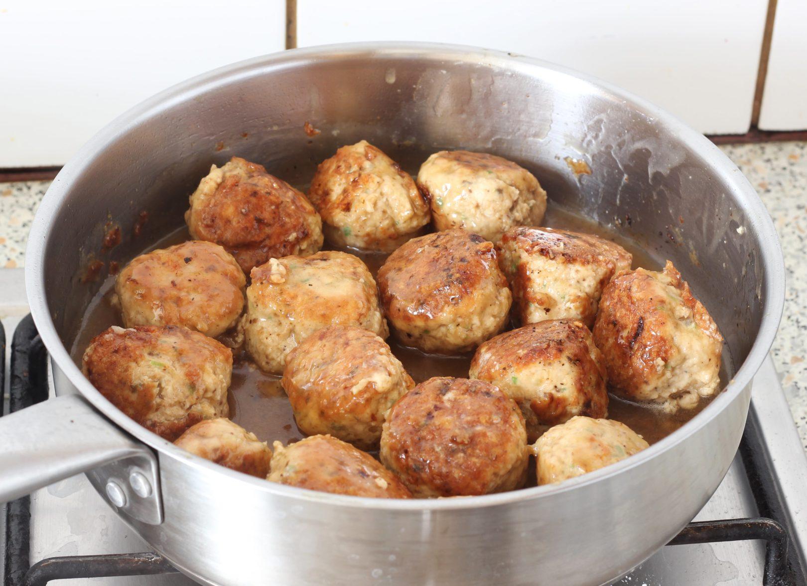 boulettes-poulet-a-la-japonaise-sauce