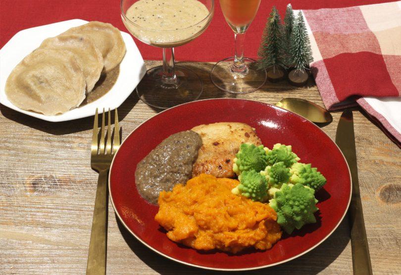 Un repas de fête express, équilibré et pas cher